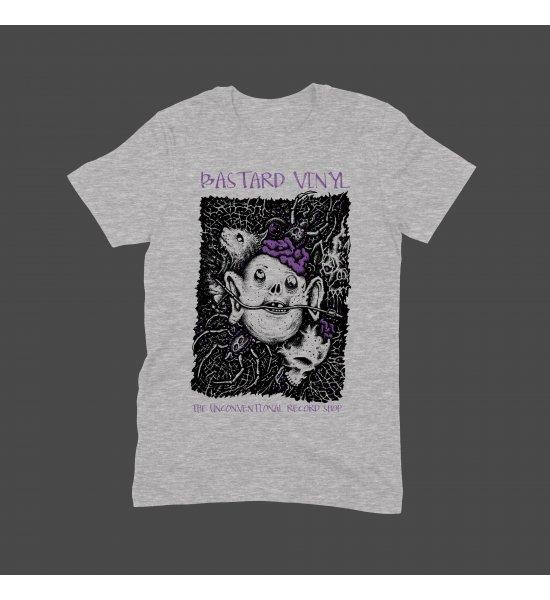 Bastard Vinyl T-Shirt
